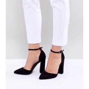 Pointed Toe High Heels
